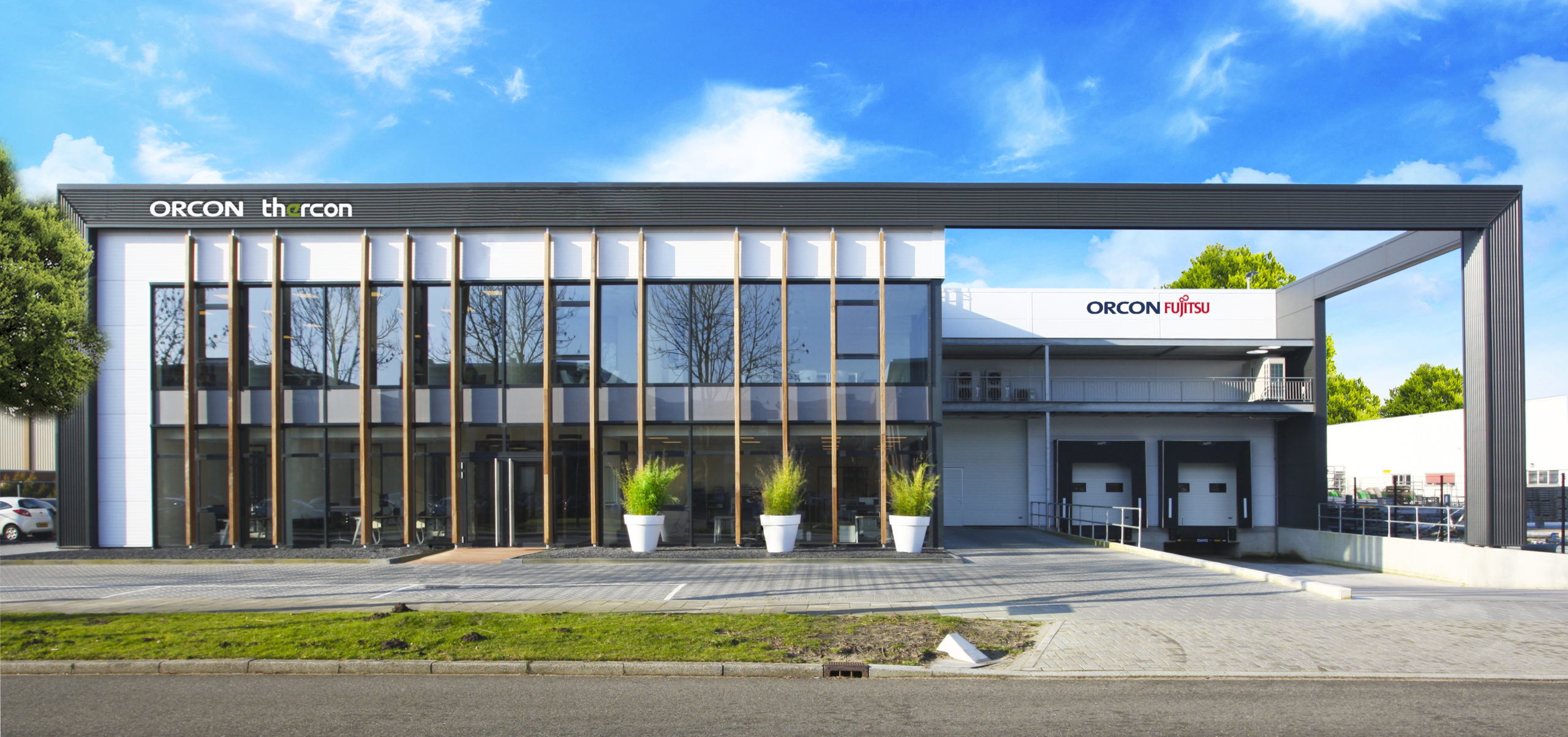 Orcon / Thercon BV wordt Groupe Atlantic Nederland